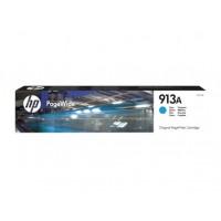 HP Inc. Tusz nr 913A Cyan F6T77AE