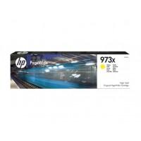 HP Inc. Tusz nr 973X Yellow F6T83AE