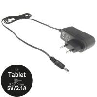 Qoltec Ładowarka sieciowa do Tabletu 10.5W | 5V | 2.1A | 3.0*1.0