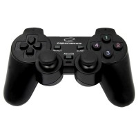 Esperanza Gamepad z wibracjami do PC EG102