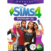 EA The Sims 4 Spotkajmy Się