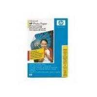 HP Inc. Papier Advanced foto Błyszczący bez marginesów 250g A6 25arkuszy Q8691A