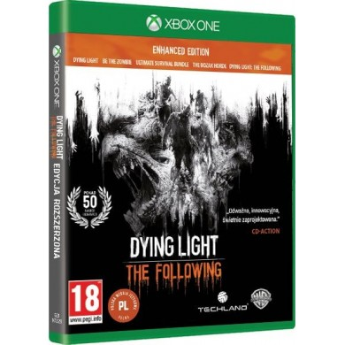 Techland Dying Light The Following Enhanced Edition X1