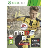 EA FIFA 17 Xbox360 PL