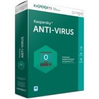 Kaspersky *Kaspersky AntiVirus PL 1Dsktp 1Y    KL1171PBAFS