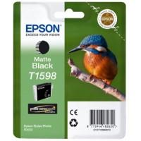 Epson Tusz T1598 Matte BLACK    17ml do Stylus Photo R2000