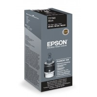 Epson Tusz T7741 BLACK 140ml butelka do M100|M105|M200