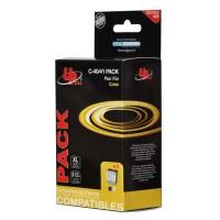 UPrint kompatybilny ink z PG40+CL41, black|color, 25+3x18ml, C40|41 PACK, dla Canon iP1600, 2200, MP150, 170, 450
