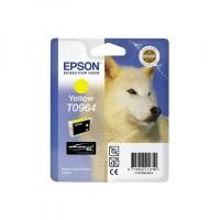 Epson oryginalny ink C13T09644010, yellow, 13ml, Epson Stylus Photo R2880