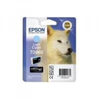 Epson oryginalny ink C13T09654010, light cyan, 13ml, Epson Stylus Photo R2880