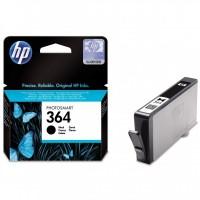 HP oryginalny ink CB316EE, No.364, black, 250s, HP Photosmart B8550, C5380, D5460