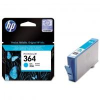 HP oryginalny ink CB318EE, No.364, cyan, 300s, HP Photosmart B8550, C5380, D5460