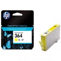 HP oryginalny ink CB320EE, No.364, yellow, 300s, HP Photosmart B8550, C5380, D5460