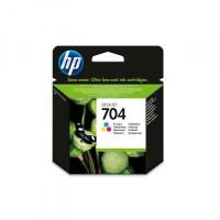 HP oryginalny ink CN693AE, No.704, color, 200s, 5,5 mlml, HP Deskjet 2060
