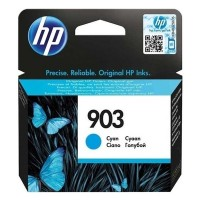 HP oryginalny ink T6L87AE, No.903, cyan, 315s, 4ml, HP Officejet 6962,Pro 6960,6961,6963,6964,6965,6966