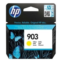 HP oryginalny ink T6L95AE, No.903, yellow, 315s, 4ml, HP Officejet 6962,Pro 6960,6961,6963,6964,6965,6966