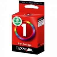 Lexmark oryginalny ink 18CX781E, #1 HY, CMYK, Lexmark Z730, X2300, X2450, X2470, X3450, X3470, X2480
