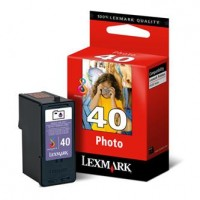Lexmark oryginalny ink 18Y0340E, #40, photo, Lexmark X9350