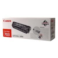 Canon oryginalny toner CRG703, black, 2500s, 7616A005, Canon LBP2900, 3000