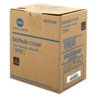 Konica Minolta oryginalny toner A0X5154, black, 5000|4700s, TNP50K, Konica Minolta Bizhub C3100P