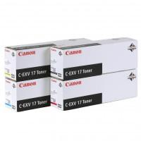 Canon oryginalny toner CEXV17, magenta, 36000s, 0260B002, Canon iRC4x80i