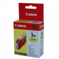 Canon oryginalny ink BCI3eY, yellow, 280s, 4482A002, Canon BJC3000, 6000, 6100, S400, 450, C100, MP700