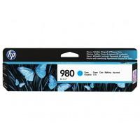 HP Inc. Tusz nr 980 Cyan D8J07A