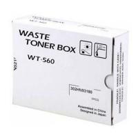 Kyocera oryginalny pojemnik na zużyty toner WT560, 15000s, Kyocera FSC 5100DN|C, 5200DN|C, 5300DN