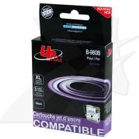 UPrint kompatybilny ink z LC980BK, black, 15ml, B980B, dla Brother DCP145C, 165C