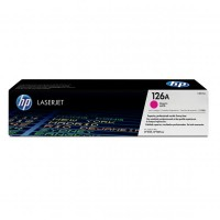 HP oryginalny toner CE313A, magenta, 1000s, 126A, HP LaserJet Pro CP1025, 1025nw, MFP M175