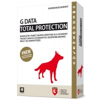 G DATA TotalProtection UPGRADE 2PC 1Y BOX