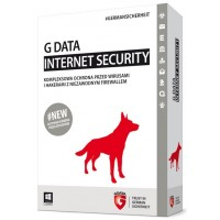 G DATA InternetSecurity 2PC 2 Lata BOX