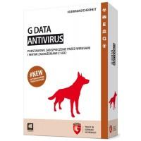 G DATA AntiVirus UPGRADE 2PC 1ROK BOX