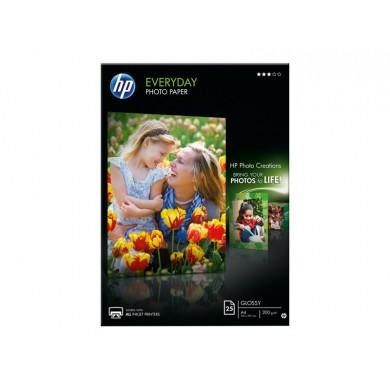 HP Papier CS/HP Paper/Everyday Photo gloss A4