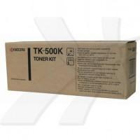 Kyocera oryginalny toner TK500K, black, 8000s, Kyocera FSC5016N