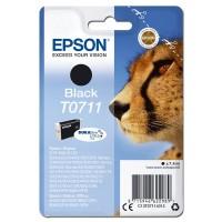 Epson oryginalny ink C13T07114012, black, 245s, 7,4ml, Epson D78, DX4000, DX4050, DX5000, DX5050, DX6000, DX605