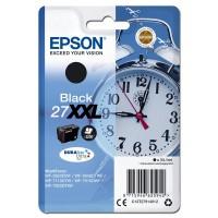 Epson oryginalny ink C13T27914012, 27XXL, black, 34,1ml, Epson WF3620, 3640, 7110, 7610, 7620