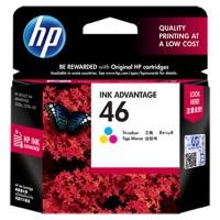 HP Inc. No 46 Tricolor CZ638AE