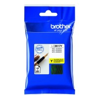 Brother oryginalny ink LC3617Y, yellow, Brother MFCJ2330, 3530, 3930