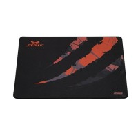 Asus Strix Glide Control Fabric Gaming Mouse Pad Black|Red