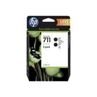 HP Atrament 711 2-pack 80-ml Black DesignJet Ink