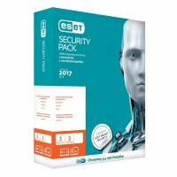 ESET Security Pack Kon 3PC+3S 1Y    ESPK1Y6D