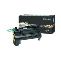 Lexmark Toner Optra C792 żółty 20k C792X1YG