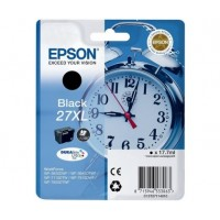 Epson Tusz T2711 BLACK  17.7 ml do WF3620|7110|7610