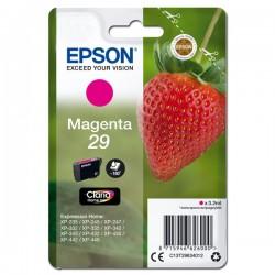 Epson oryginalny ink C13T29834012, T29, magenta, 3,2ml, Epson Expression Home XP235,XP332,XP335,XP432,XP435