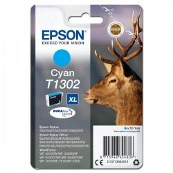 Epson oryginalny ink C13T13024012, T1302, cyan, 765s, 10,1ml, Epson Stylus Office BX320FW