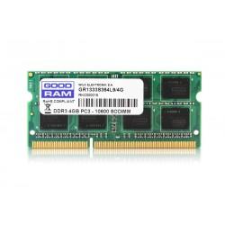 GOODRAM DDR3 SODIMM 4GB|1333 CL9 256*8 Dual Rank