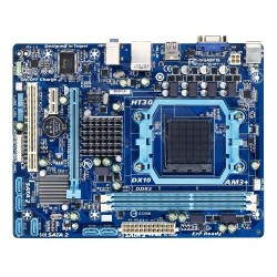 Gigabyte GA78LMTS2  AM3+ AMD760 2DDR3 RAID uATX