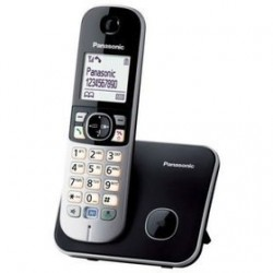 Panasonic KXTG6811 Dect|Black