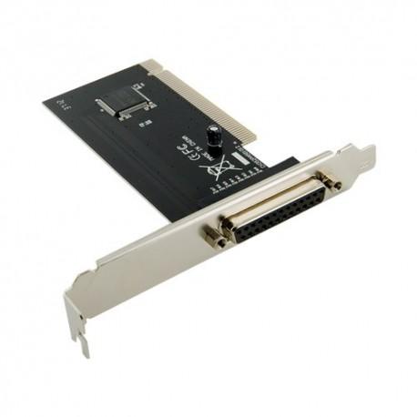 4world Kontroler PCI Port Równoległy DB25